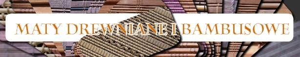 maty drewniane i bambusowe materialy KOLEKCJE MATERIAŁÓW