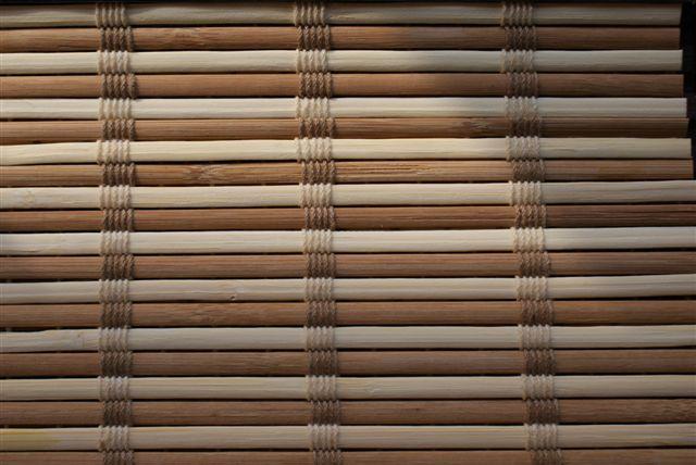 B 001 kolekcja mat drewnianych i bambusowych