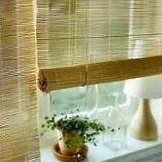 111 Maty drewniane, Maty bambusowe