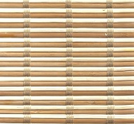 B 001 Maty drewniane, Maty bambusowe