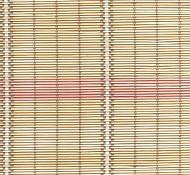 WB A013 007 Maty drewniane, Maty bambusowe