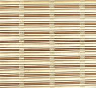 WB B003 Maty drewniane, Maty bambusowe