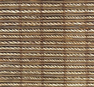 WWB9MBRG Maty drewniane, Maty bambusowe